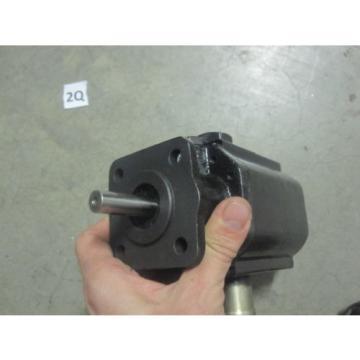 New Hydraulic Two 2 Stage Gear Pump 11 GPM Logsplitter Hi Lo Low Log Splitter