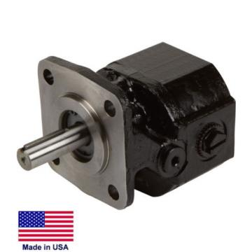 HYDRAULIC GEAR PUMP Belt Driven - 1 GPM - 4,000 PSI -  CW & CCW Rotation  .065