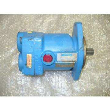 Vickers Hydraulic pump axial pistions