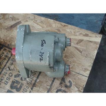New Eaton Cessna hydraulic gear pump 24206 LAS 24206LAS tang drive