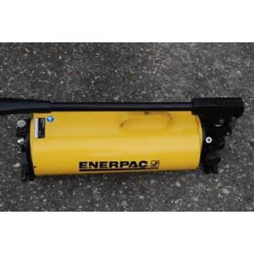 ENERPAC  P-801 HYDRAULIC HAND PUMP P-80 WITH LARGER RESERVOIR MINT