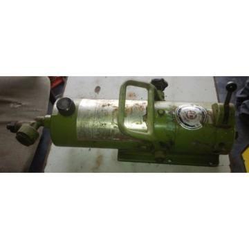 Riken Seiki ON-15-2K-U10 Air operated Pneumatic Hydraulic Pump 2000 Bar/200 MPA