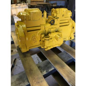 Case CX210 main pump Kawasaki K3V112