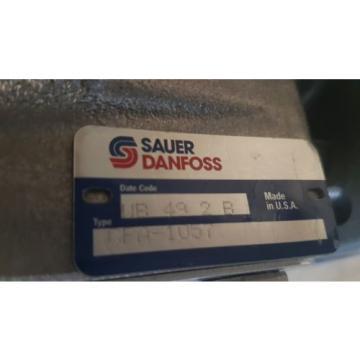 New Sauer Danfoss Hydraulic Pump Type CPA-1057