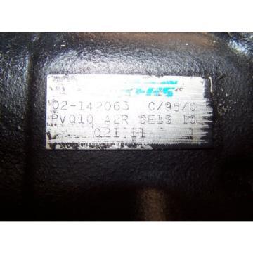 NEW VICKERS HYDRAULIC INLINE PISTON PUMP PVQ10-A2R-SE1S-10-C21D11