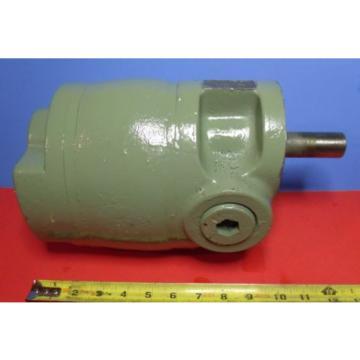 Brown & Sharpe Hydraulic Pump No.558