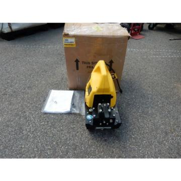 ENERPAC ZU4308LB ELECTRIC HYDRAULIC PUMP VM33 VALVE 10000 PSI NEW