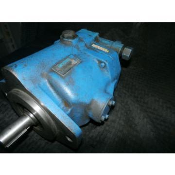 Vickers, Hydraulic Pump, PVB10RSY41
