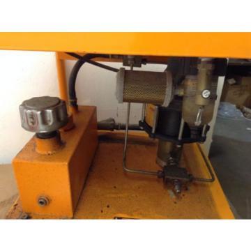 HTP-100 Hydraulic Pump   Air–Driven Hydraulic Pumps