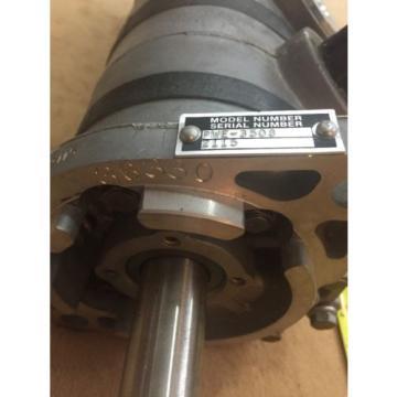 WEBSTER HYDRAULIC PUMP Model#PWE-3508/PWE3888 Serial # 2155 NEW