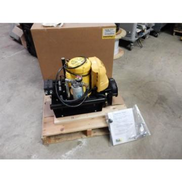 ENERPAC ZW3 SERIES ELECTRIC HYDRAULIC PUMP ZW3010HB-FHLT21 5,000PSI WORKHOLDING