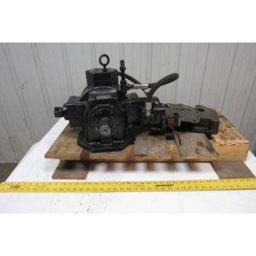 "Racine Hydraulics PVR 923679 01 Flange Mount Pump W/ 1-1/2"" Dia.x 2"" Shaft"
