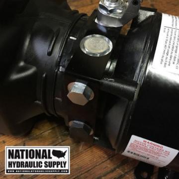 SPX Stone/Fenner, AC-10AH, 230V AC,1PH,Auto Hoist,2-Post Lift,Hydraulic,Pump,NEW