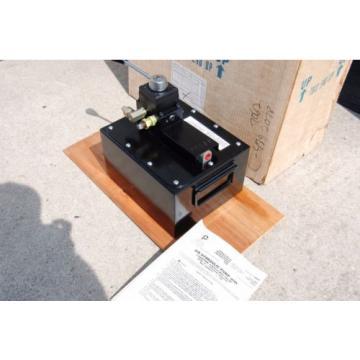 SPX POWER TEAM PA6DM2 AIR HYDRAULIC FOOT PUMP 3 WAY 2 POSITION VALVE 3200PSI NEW
