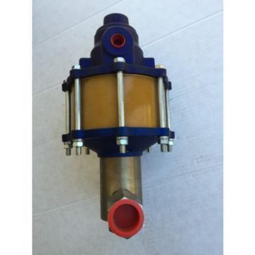 SC Hydraulic Engineering 10-5000W005 Air Driven Liquid Pump 10:1 - 10-5 Series