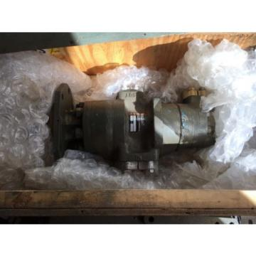 Hydraulic Motor Pump LVS MK 48 Military Oshkosh.