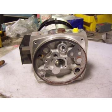 NEW JOHN S BARNES 1 HP HOLLOW SHAFT HYDRAULIC PUMP 208-230/460 VAC 3450 RPM