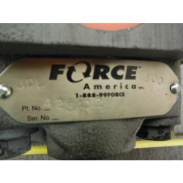 NEW FORCE AMERICA HYDRAULIC PUMP 425402