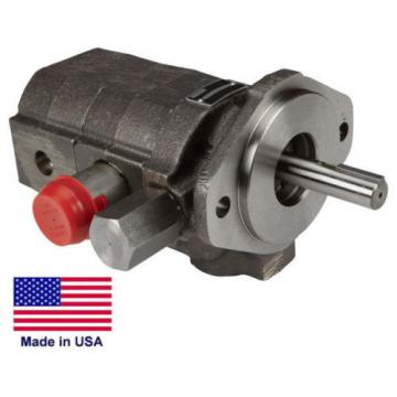 HYDRAULIC PUMP Direct Drive - 28 GPM - 3,000 PSI -  2 Stage - Clockwise Rotation