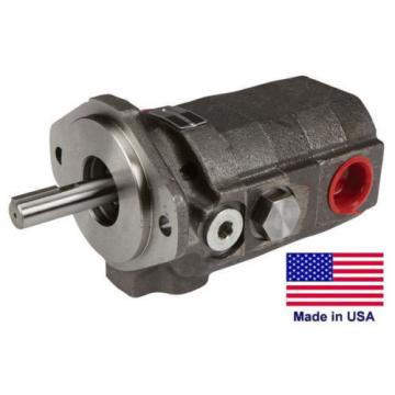 HYDRAULIC PUMP Direct Drive - 22 GPM - 3,000 PSI -  2 Stage - Clockwise Rotation
