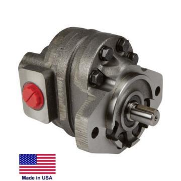 HYDRAULIC GEAR PUMP Cast Iron - 40.4 GPM - 4,000 PSI -  CW Rotation - 2.6 CI