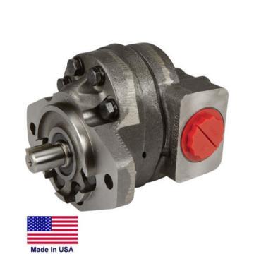 HYDRAULIC GEAR PUMP Cast Iron - 27.8 GPM - 4,000 PSI -  CCW Rotation - 1.8 CI