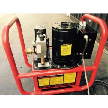 Electric Burndy EPAC 10,000psi Hydraulic Pump