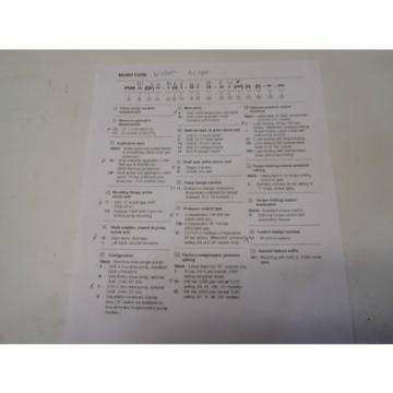 Vickers PVH131QICRCF16S:10C21V1731070 Hydraulic Piston Pump 60GPM