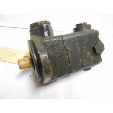 VICKERS Power Steering Hydraulic Pump V10F 1P6P 380 6G 20 L601S, NEW!