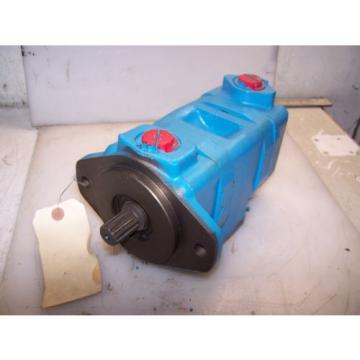 NEW VICKERS FIXED DISPLACEMENT DOUBLE VANE HYDRAULIC PUMP V2020-1F8S8S-11AA30