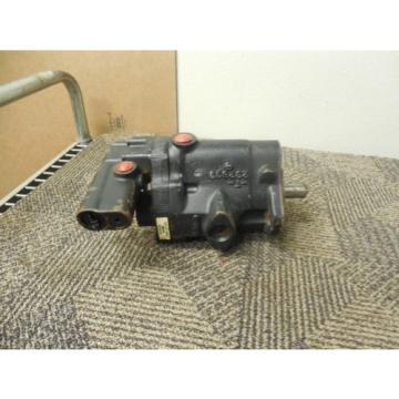 VICKERS HYDRAULIC PUMP 857561 B/94/0 PVB6 RSY 21 CVP 12
