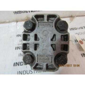 REXROTH Australia Mexico G2-50/008 HYDRAULIC PUMP REPAIRED