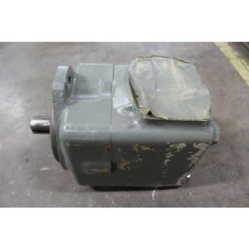 """REBUILT VICKERS 45V50A 1D CL 180 ROTARY VANE HYDRAULIC PUMP 3"""" INLET 1-1/2"""" OUT"""