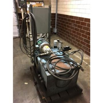 Price Engineering 3 Hp Hydraulic Power Unit 1000 PSI 1GPM 3Phase *Fast Shipping*
