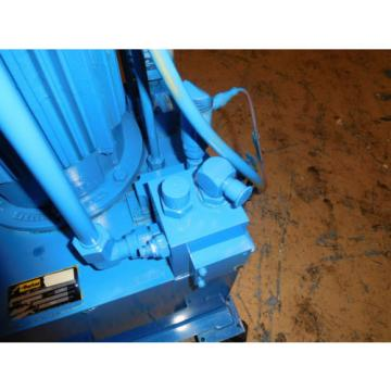 Parker PVP23 3HP 7GPM Hydraulic Power Unit