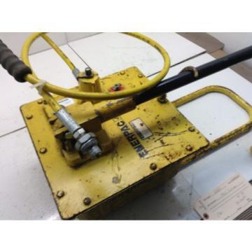 Enerpac P-462 Pump, Hand, Hydraulic