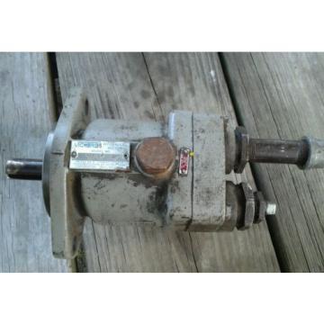 Vickers hydraulic motor mfb 10 fuy 30