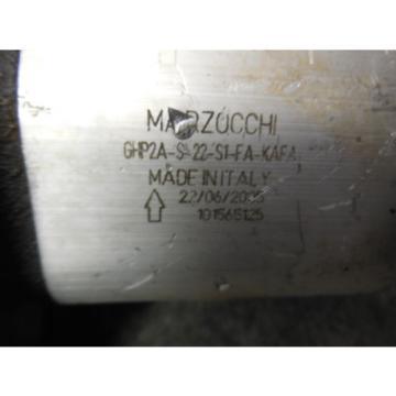 NEW MARZOCCHI HYDRAULIC PUMP # GHP2A-S-22-S1-FA-KAFA