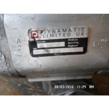 DYNAMATIC HYDRAULIC PUMP 551101294200