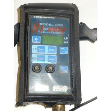 Ralston- Instruments Hand Pump & TRANSCAT IS92 Dual Sensor Calibrator- Free Ship