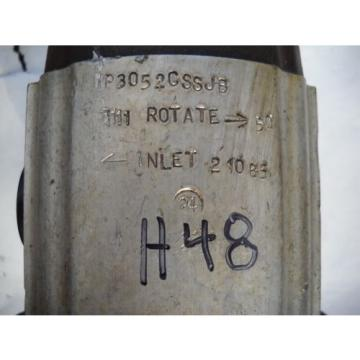 DOWTY HYDRAULIC PUMP 1P3052GSSJB 210 85 1111 50 1P3052