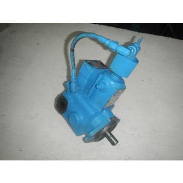 Continental PVR15-20B15-RF-O-518BL1-D Hydraulic Pressure Compensated Vane Pump