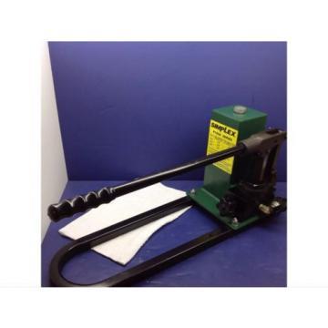 Simplex Hydraulic Pump P1604A 148 Cubic Inches, 6500 psi NEW!