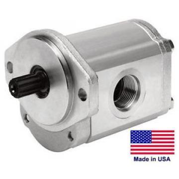 HYDRAULIC GEAR MOTOR - Bi-Rotational - 7.6 GPM - 4000 PSI -  1 Stg - High Speed