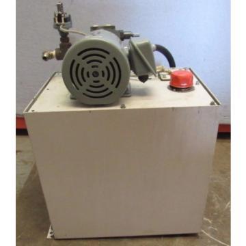 FINE SINSTER HYDRAULIC POWER UNIT TS-CX400TMT-18R-G351/AEMFA274PH002 PUMP&MOTOR