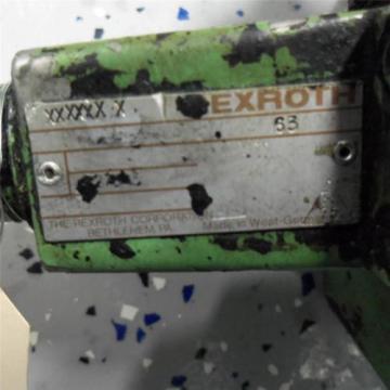 REXROTH France Egypt HYDRAULIC PUMP 1PV2 V3-43/25 RW12MC63A1/5