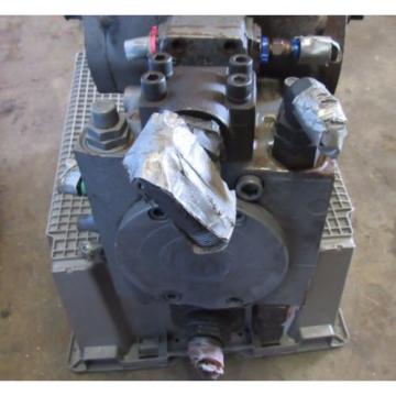 REXROTH Germany china PUMP AA4VG125HD3DM1/32L-NSF52F001D