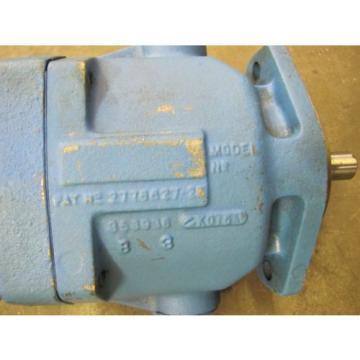 VICKERS PV020-B2R-SE1S-21-C21-12 02-341552 HYDRAULIC PISTON PUMP REBUILT