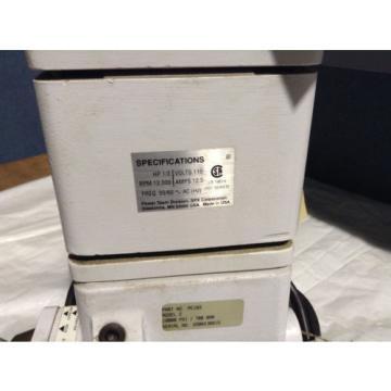 Vanguard Pe183C Hydraulic Electric Pump 115V, 50/60Hz, 12.5Amp, 12,000Rpm