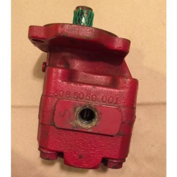 Muncie PK Series Hydraulic Gear Pump Motor PK4-9BPBB 4 GPM 1000 RPM